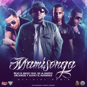 Ñejo Ft. De La Ghetto, Arcangel & Gotay - Mamisonga (Official Remix)