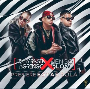 Baby Rasta & Gringo Ft. Ñengo Flow - Prefiere Estar Sola
