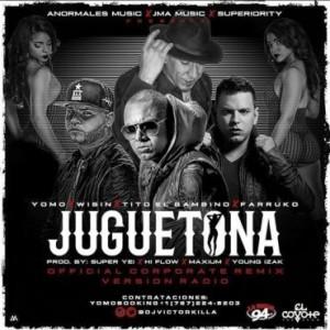 """""""Juguetona"""" De Yomo Contará Con Dos Remix"""