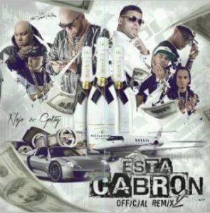 Ñejo Ft. Gotay, Alexio La Bestia, Darkiel, Juanka El Problematik, Anonimus y Bryant Myers - Esta Cabrón Remix 2