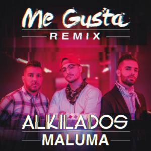 Alkilados Ft Maluma - Me Gusta (Official Remix)