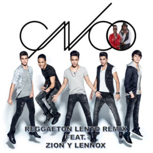 Descarga la musica de CNCO Ft.  Zion Y Lennox - Reggaeton Lento (Remix) en mp3