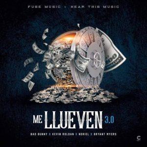 Bad Bunny Ft Kevin Roldan, Noriel, Bryant Myers - Me Llueven 3.0