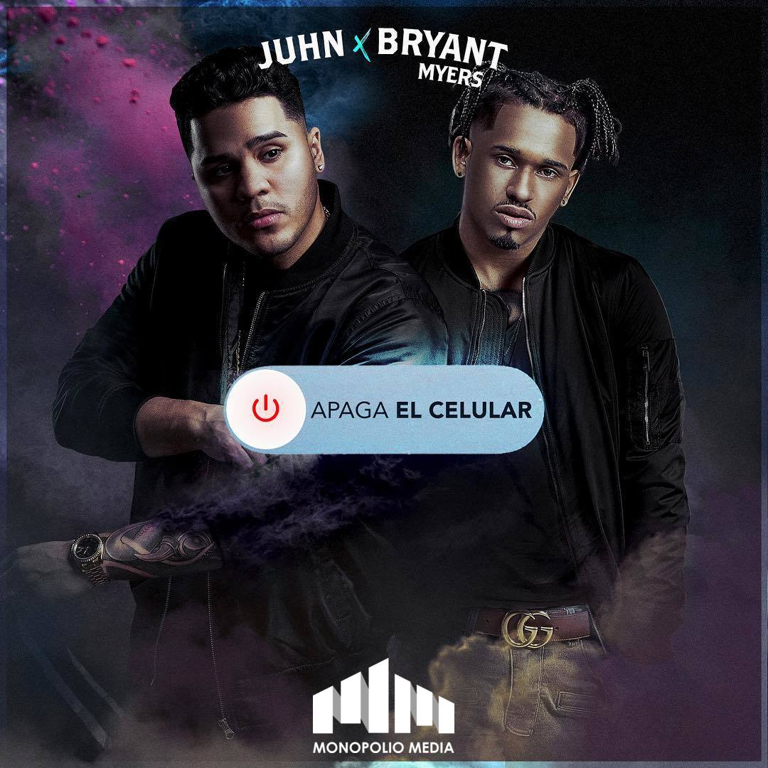 Juhn El All Star Ft. Bryant Myers – Apaga El Celular