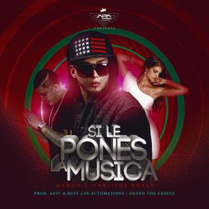 Menor Ft. Carlitos Rossy - Si Le Pones La Música