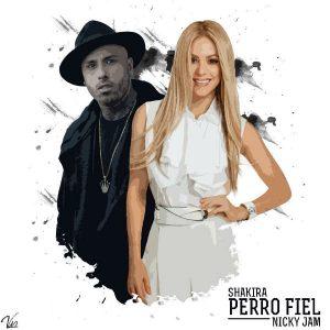 Shakira Ft Nicky Jam – Perro Fiel
