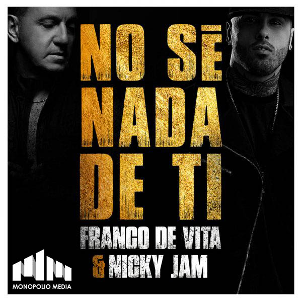Franco De Vita Ft. Nicky Jam – No Sé Nada de Ti