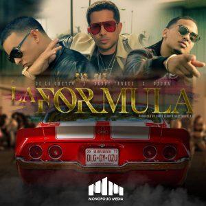 De La Ghetto Ft. Daddy Yankee, Ozuna – La Fórmula