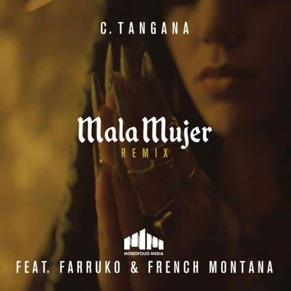 C. Tangana Ft. Farruko & French Montana – Mala Mujer (Remix)