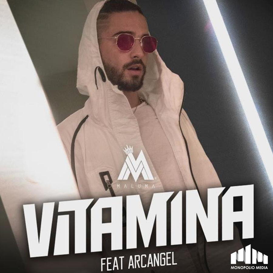 Risultati immagini per Maluma Ft. Arcangel - Vitamina