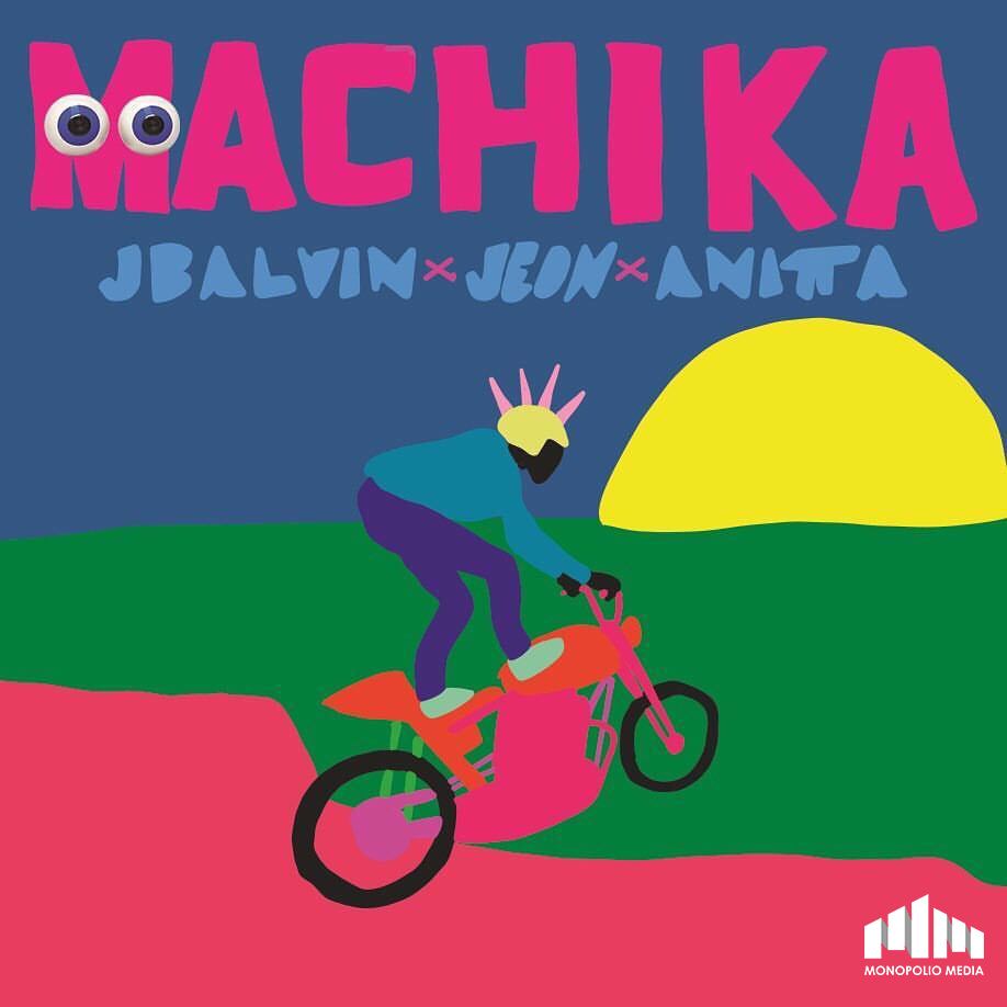 J Balvin, Jeon, Anitta – MACHIKA