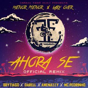 Menor Menor Ft. Lary Over, Brytiago, Darell, Amenazzy y MC Pedrinho - Ahora Sé Remix