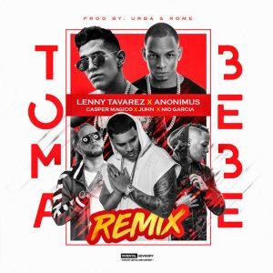 Lenny Tavárez Ft. Anonimus, Juhn, Nio Garcia Y Casper Magico – Toma Bebe (Remix)