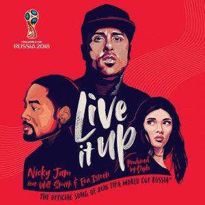 Nicky Jam, Will Smith, Era Istrefi – Live It Up