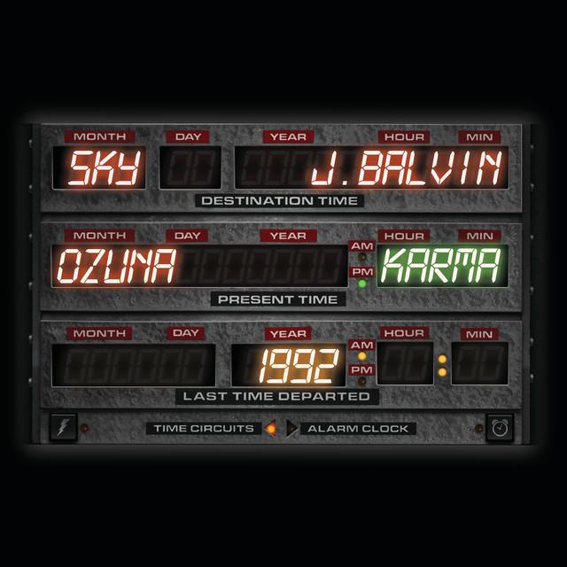 Sky Rompiendo Ft. J Balvin, Ozuna – Karma