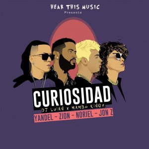 Yandel, Zion, Noriel & Jon Z – Curiosidad