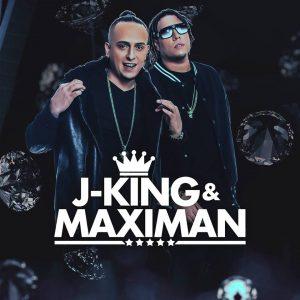 beso en la boca j king y maximan flowhot