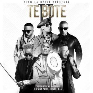 Casper Mágico Ft. Nio García, Cosculluela, Wisin & Yandel Y JLO – Te Boté II (Remix)