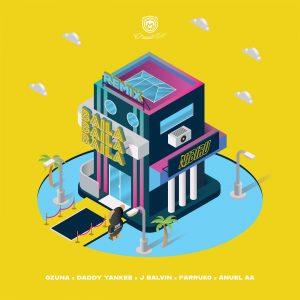 Ozuna Ft. Daddy Yankee, J Balvin, Farruko Y Anuel AA – Baila Baila Baila (Remix)