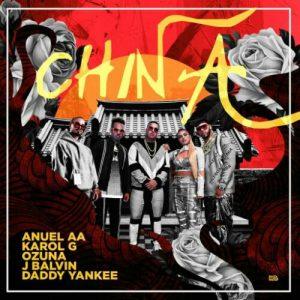 Anuel AA Ft. Daddy Yankee, Ozuna, J Balvin Y Karol G – China