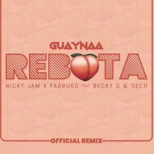Guaynaa Ft. Nicky Jam, Farruko, Becky G Y Sech – Rebota (Official Remix)