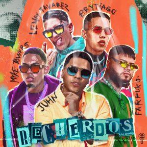Juhn Ft. Farruko, Brytiago, Myke Towers Y Lenny Tavarez – Recuerdos (Remix)
